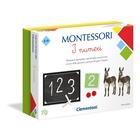 Clementoni Montessori - I numeri Gioco didattico Bambini