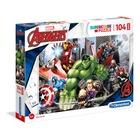 Clementoni Puzzle Avengers