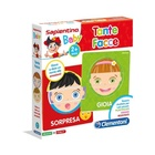Clementoni Tante Facce Learning card game