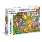 Clementoni Winnie the Pooh Puzzle 24 pezzi