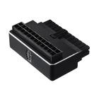 Cooler Master Adattatore alimentazione 90 ° ATX 24 Pin per scheda madre, con Condensatori integrati
