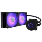 Cooler Master Dissipatore a liquido MasterLiquid ML240L V2 RGB con ventole Sickleflow da 120