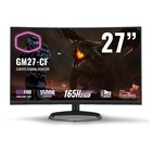 "Cooler Master GM27-CF 27"" Full HD Nero"