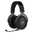 Corsair HS70 PRO Stereofonico Cuffie Wireless Carbonio