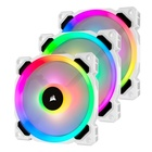 Corsair LL120 PWM LED RGB bianco a doppio anello luminoso 120mm