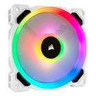 Corsair LL120 RGB PWM LED RGB bianca a doppio anello luminoso 120mm