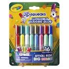 Crayola 16 Glitter glue Ser di brillantini
