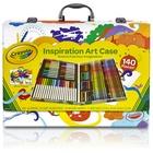 Crayola Inspirational art case (140 pezzi)