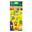 Crayola PROFUMELLI - MATITE COLORATE confezione 12 pezzi