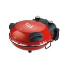 DCG ELTRONIC MB2300 Macchina per Pizza 1200 W Rosso
