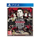 Deep Silver Square Enix Sleeping Dogs Definitive Edition, PS4 Basic Inglese, ITA