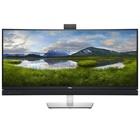 "Dell C3422WE 34.1"" 4K UltraWide Quad HD LCD Nero, Argento"