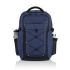 "Dell Energy Backpack 15 borsa per notebook 38,1 cm (15"") Zaino Nero, Blu marino"