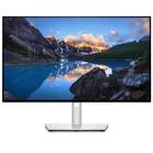 "Dell UltraSharp U2422HE 24"" Full HD LCD Nero, Argento"