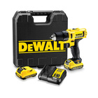 DeWalt DCD710D2 Avvitatore 18v a batteria