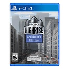 DIGITAL BROS Project Highrise: Architect's Edition PS4 Base + Supplemento