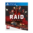 DIGITAL BROS Raid World War II PS4