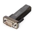 Digitus DA-70167 cavo di interfaccia e adattatore D-Sub USB Nero