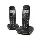 Doro PhoneEasy 110 Telefono DECT Nero