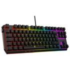 Drevo BladeMaster TE Gaming USB QWERTY Italiano MX Blu Nero