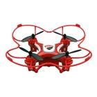 Dromocopter Ducati Corse drone Rosso 4 rotori 120 mAh
