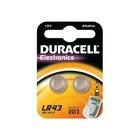 Duracell LR43 Batteria monouso SR43 Alcalino