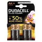 Duracell Plus Power Batteria monouso Stilo AA Alcalino