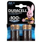 Duracell Stilo AA Ultra Power (4pcs) Batteria non-ricaricabile Alcalino 1.5 V