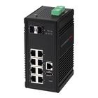 Edimax IGS-5208 switch di rete Gestito Gigabit Nero