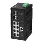 Edimax IGS-5408P Switch di rete Gestito Gigabit PoE Nero