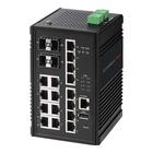 Edimax IGS-5416P Switch di rete Gestito Gigabit PoE Nero