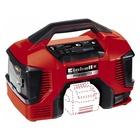 Einhell TE-AC 18/11 Li AC - SOLO Compressore Ibrido corrente / batteria