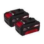 Einhell 4511489 batteria e caricabatteria per utensili elettrici
