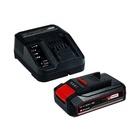 Einhell PXC-Starter-Kit Set batteria e caricabatterie