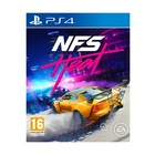 Electronic Arts Need for Speed Heat, PS4 Basic