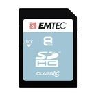 EMTEC Classic memoria flash 8 GB SDHC Classe 10