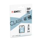 EMTEC 32GB SDHC Classe 10 CLASSIC 20Mb/12Mb