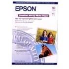 Epson Premium Glossy Photo Paper A3 20 fogli 255 grammi