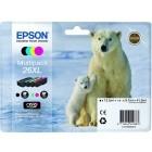 Epson Claria premium xl T 263 multipack N/C/M/G T 2636