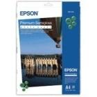 Epson Premium Semigloss Photo Paper. A4 20 Sheet