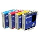 Epson T 636 Cartuccia d'inchiostro Nero opaco 700 ml