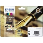 Epson Ultra Multipack N/C/M/G T 162 T 1626