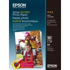 Epson Value Glossy Photo Paper A4 (210×297 mm) Lucida