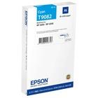 Epson WF-6xxx Ink Cartridge Cyan XL per WorkForce Pro WF-6590DWF T9082