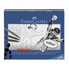 Faber Castell 167136 Kit per attività manuali per bambini