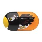 Faber Castell Faber-Castell Eagle Temperamatite manuale Arancione, Nero