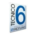 FABRIANO ALBUM TECNICO 6 LISCIO 20FF 240GR A3