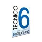 FABRIANO Album Tecnico 6 Ruvido 20FF 220gr B3 350 x 500 mm