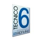 FABRIANO ALBUM TECNICO 6 RUVIDO 20FF 220GR