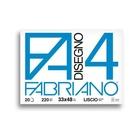 FABRIANO Blocco FA/4 20 Fogli 33 x 48 cm lisci